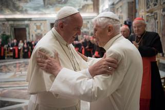 Bento XVI: 65 anos de vida sacerdotal