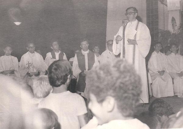 INSTALAÇÃO DA DIOCESE RU-MO PRESENTIDA P