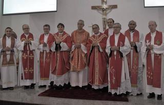 Monsenhor Vanildo é apresentado como Administrador Diocesano