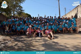 Até Jesus foi para o Araguaia nessas férias!
