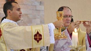 Ordenação Presbiteral em Rubiataba