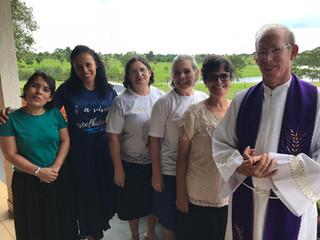 Fraternidade Diocesana realiza retiro espiritual