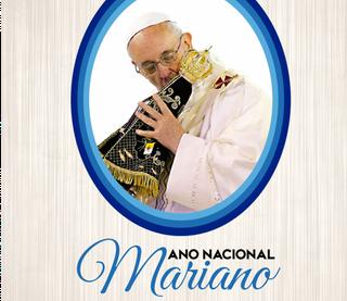 Papa Francisco concede indulgência plenária aos fiéis no Ano Mariano