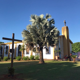 Araguapaz celebra jubileu de 60 anos da primeira missa