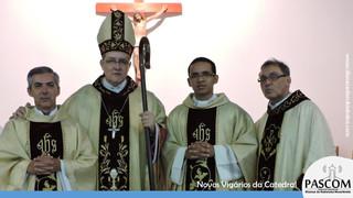 Novos vigários para a Catedral