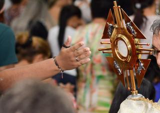 Sete dias de oração no Cerco de Jericó em Aruanã