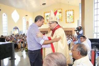 Diocese de Rubiataba abre Jubileu de 50 anos com Missa Solene