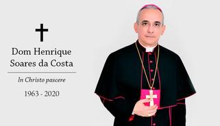 Igreja em luto: Dom Henrique Soares realiza sua páscoa