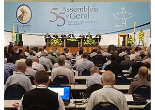 55ª Assembleia dos Bispos: Igreja de discípulos missionários