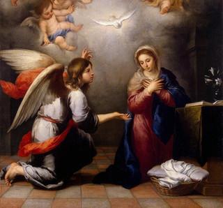 Eis-aqui a Serva do Senhor: Solenidade da Anunciação do Senhor