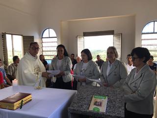 Fraternidade Diocesana Mãe de Deus renova seu compromisso