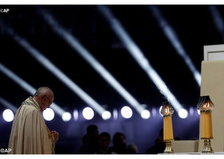 Vigília de Oração: jovens, protagonistas da história