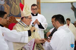 Com Ministério de Acólito, seminarista Ítalo está mais perto do sacerdócio.