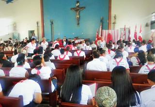Apostolado da Oração realiza concentração diocesana