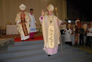 Dom Adair completa 11 anos de vida episcopal