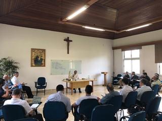 Evangelização é tema de retiro do clero