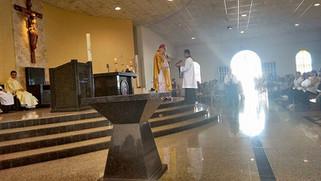 Visita Pastoral: momento de graça e bênçãos divinas, tempo forte de missão do próprio Bispo
