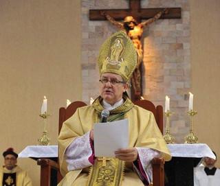 A fé no Ressuscitado é nosso alento e fortaleza. Mensagem do Bispo Diocesano