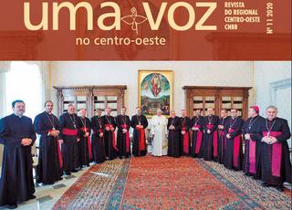 Revista do Regional Centro-Oeste da CNBB ações diocesanas