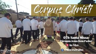 Corpus Christi ao vivo