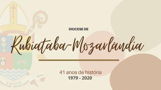 Diocese de Rubiataba-Mozarlândia completa 41 anos de elevação