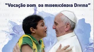 Agosto, mês vocacional: 'Misericordiosos como o Pai'