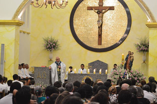 Araguapaz festeja sua padroeira