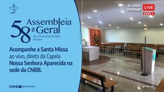 58ª ASSEMBLEIA GERAL DA CNBB TEM INÍCIO NA SEGUNDA-FEIRA