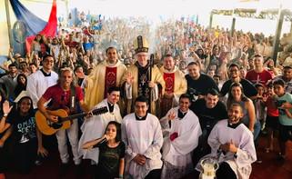 JDJ marca último evento diocesano de Dom Adair