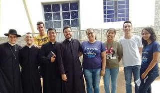 Seminaristas em missão