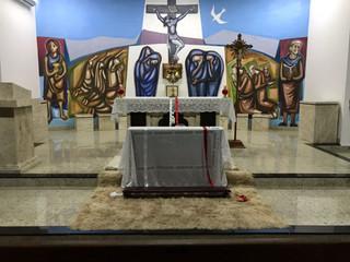 Paróquias da Forania Nossa Senhora da Guia unidas pelo Cerco de Jericó