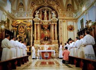 Nos passos de Francisco – Diocese realiza retira para o clero