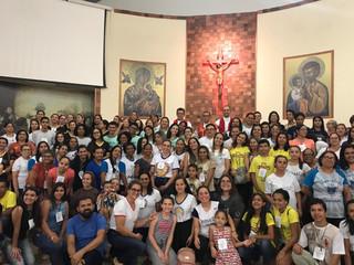Congresso reúne catequistas em Mozarlândia