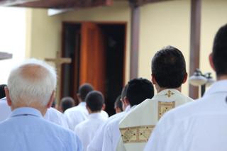 Seminaristas são acolhidos no Propedêutico