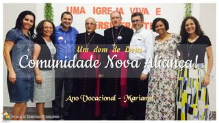 Nova Aliança - Um dom de Deus