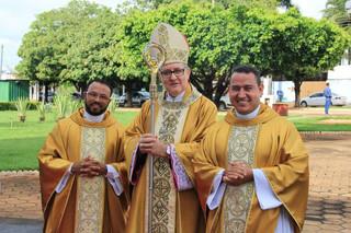 Padre João Paulo assume Matrinchã