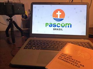 Pascom realiza reunião virtual