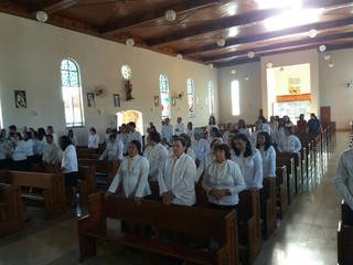 Forania Nossa Senhora da Glória realiza encontro de Ministros da Comunhão