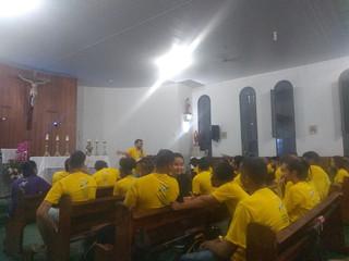 JNA: Missão e evangelização nas praias de Aruanã