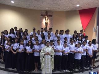 Paróquia Jesus Bom Pastor celebra São Sebastião