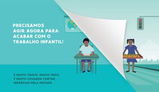 Igreja se une ao Dia Mundial contra a Exploração do Trabalho Infantil