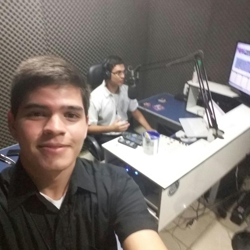 Lucas Miguel e Roger em Nova Crixás
