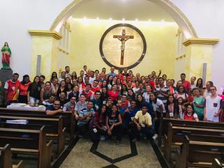 Rcc celebra encontro diocesano em Pentecostes