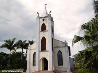 Dom Adair realizou visita pastoral em Nova América
