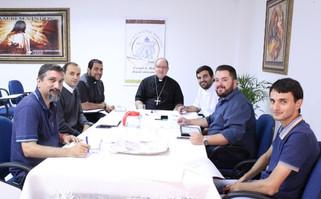 Setor Juventude reagional prepara peregrinação mariana ao Santuário de N. Sra. D'Abadia de Muqué
