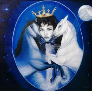 La Reine Bleue