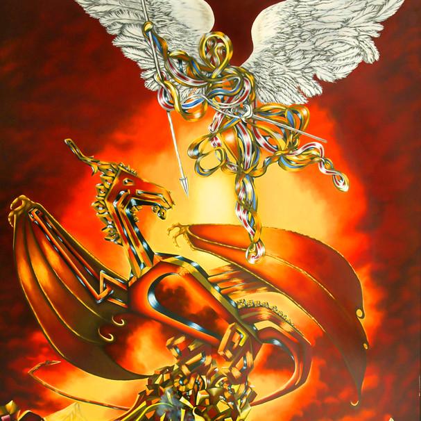Michaël et le Dragon ou la Symphonie du Nouveau Monde