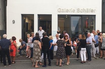 Vernissage Galerie Schäfer