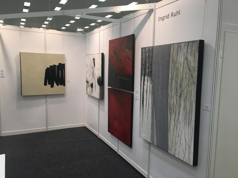 Messestand ARTe 2018