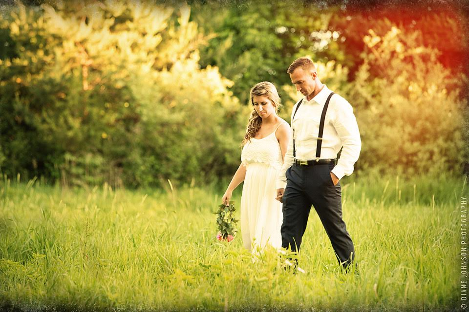 mock wedding 3 field